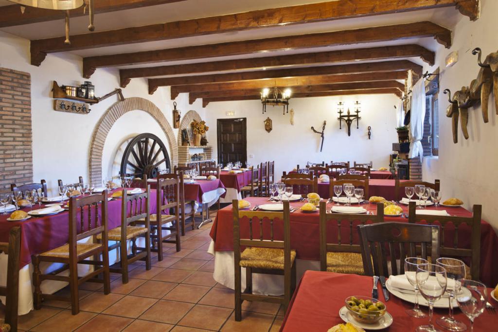 Segovia bien vale una escapada, Asador Alto del Leon, Guadarrama