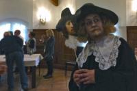 Días de Teatro, días de emoción, visitas teatralizadas, Bodegas Faustino, Nicolaes van Bambeeck