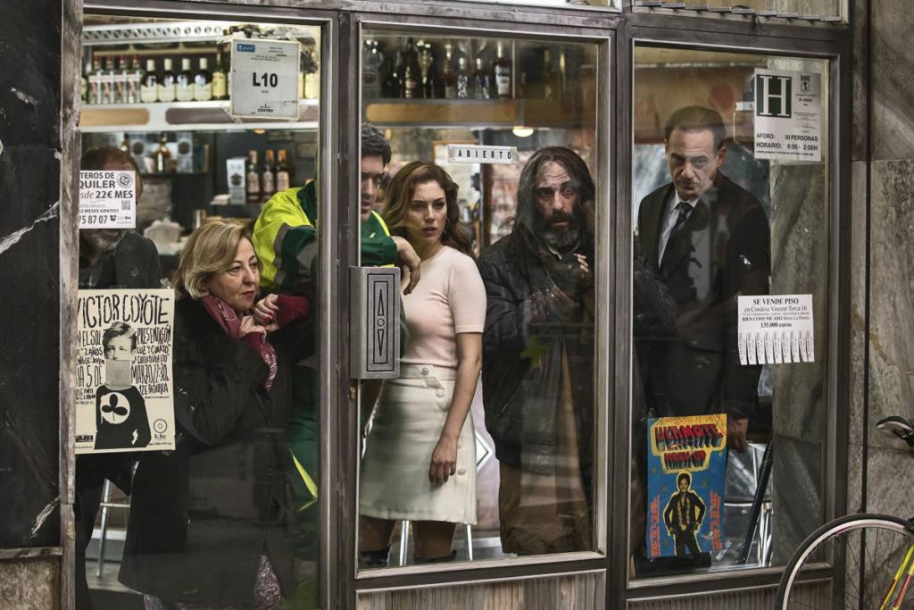 Tres bares de Madrid con el cine Español, Casa Mingo, Bar El Palentino, El Bar, Alex de la Iglesia