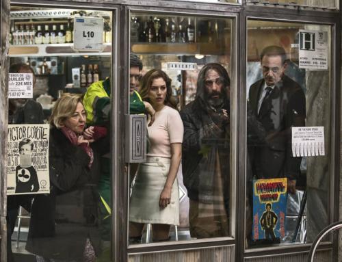 Tres bares de Madrid con el cine español