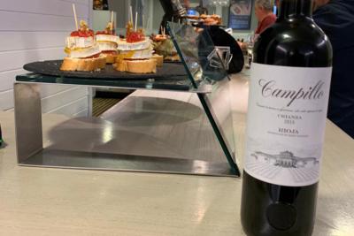 Restaurante Batzoki, Laguardia, Rioja Alavesa, gastronomía