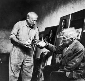 Braque, el otro padre del cubismo enológico, Cubismo, Pablo Picasso, George Braque
