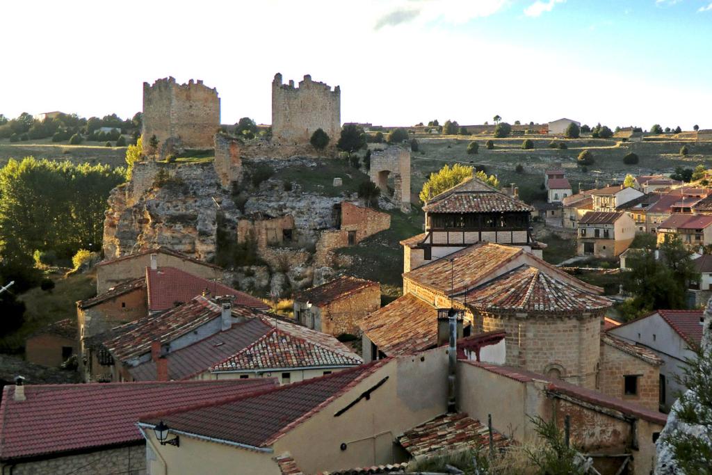 Ocho propuestas viajeras por el sur de Burgos, Zuzones