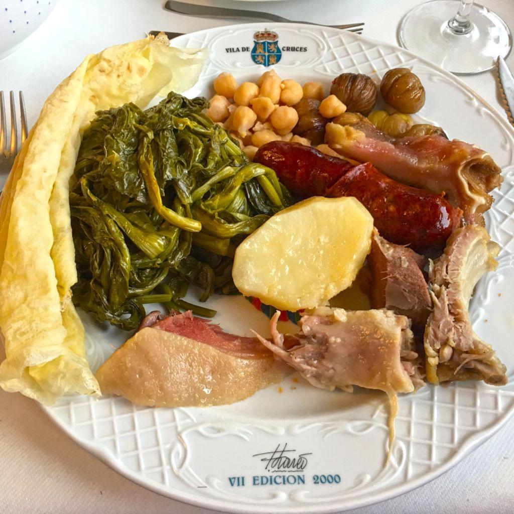 Cocido made in Galicia, A de Rafael, Casa Lodeiro