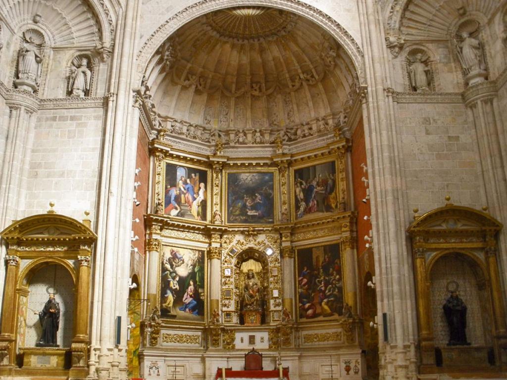 Ocho propuestas viajeras por el sur de Burgos, Monasterio de la Vid