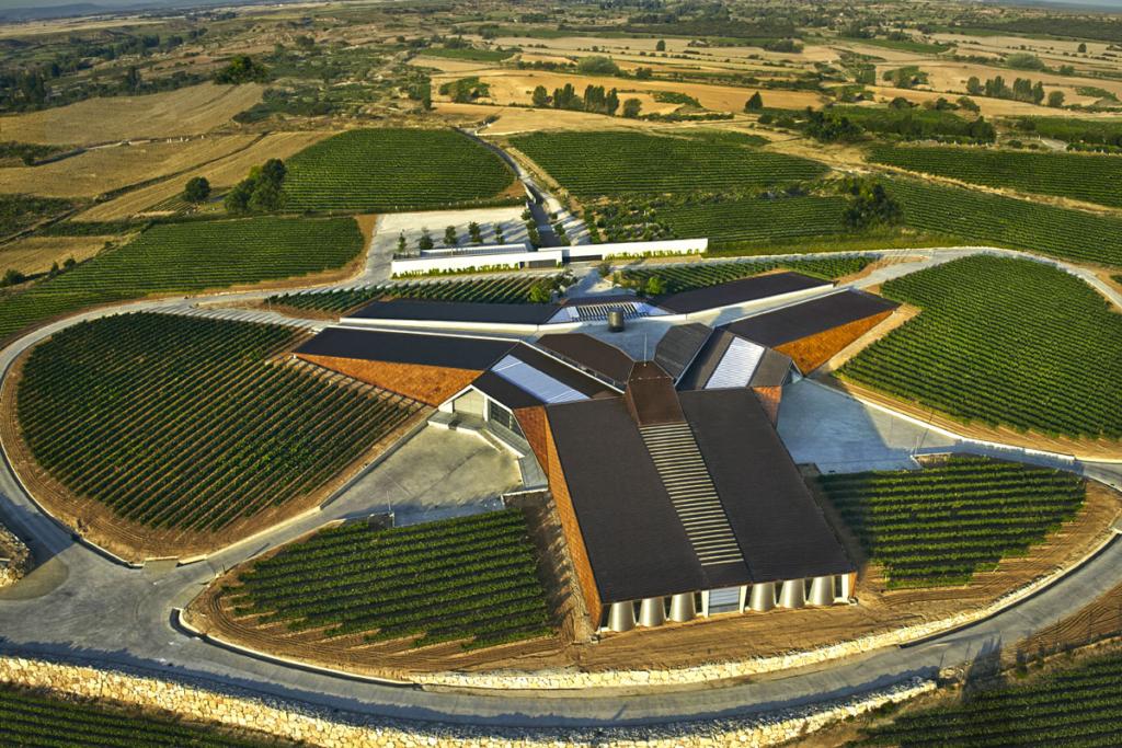 Ocho propuestas viajeras por el sur de Burgos, Bodega Portia