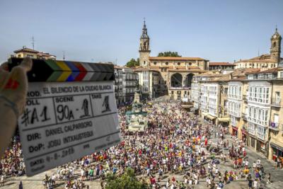 Vitoria blanca y de cine, Pelicula El silencio de la Ciudad Blanca