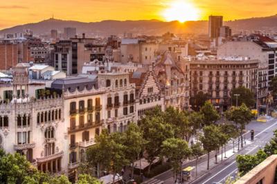 L'Eixample y la delicada burguesía catalana