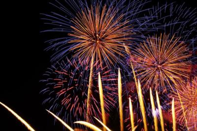 Se acabó el próximo será mejor, nochevieja 2019, celebración, fuegos artificiales