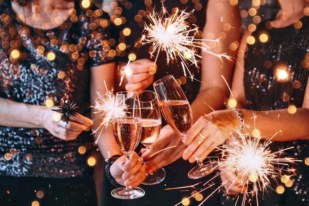 Se acabó el próximo será mejor, nochevieja 2019, celebración, fiesta