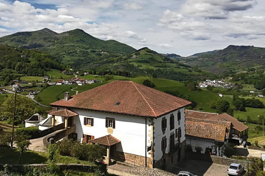 Navarra: descanso, refugio y buena chimenea