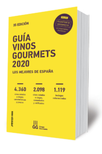 Cinco libros de vino para 2020, Gui vinos Gourmets 2020