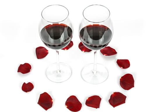 Días de vino y rosas llega San Valentín