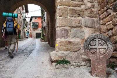 Cinco pueblos del Camino de Santiago navarro