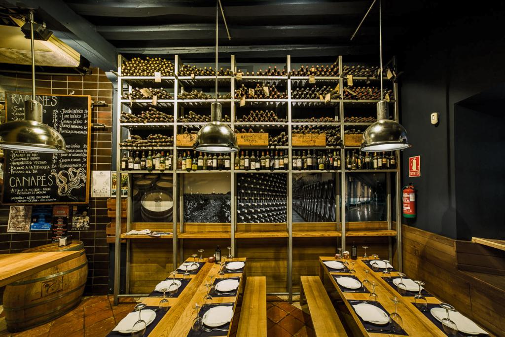 Valladolid la ciudad en cinco vinos, Vinotinto