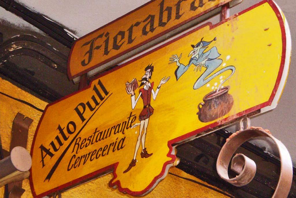 Valladolid la ciudad en cinco vinos, Fierabras