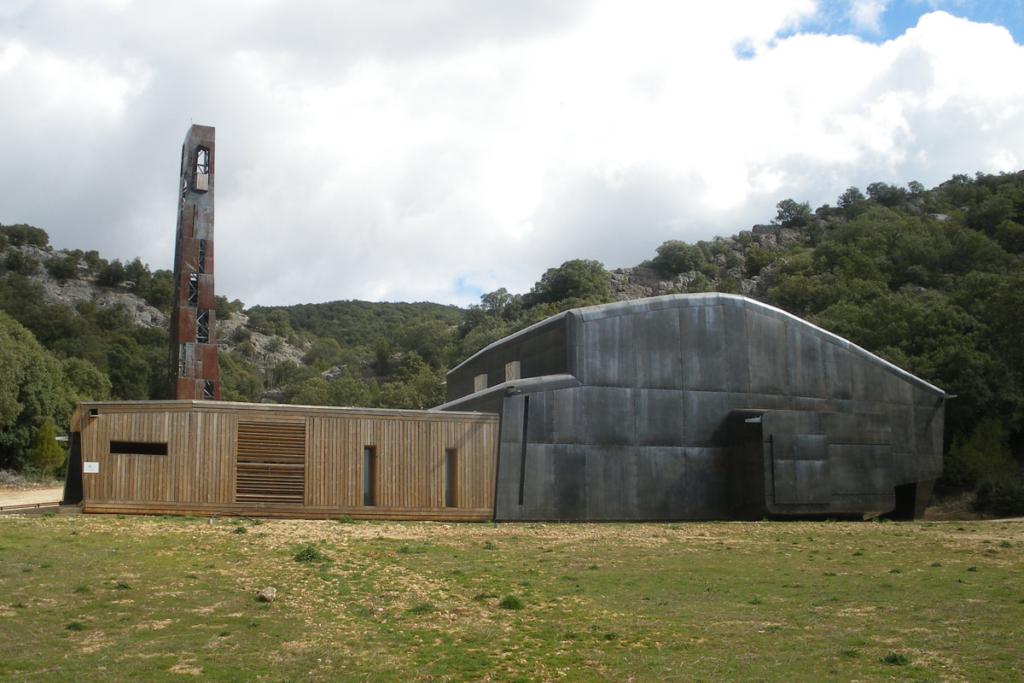 Diez caprichos alrededor de Bodegas Portia, Capilla de San Olav