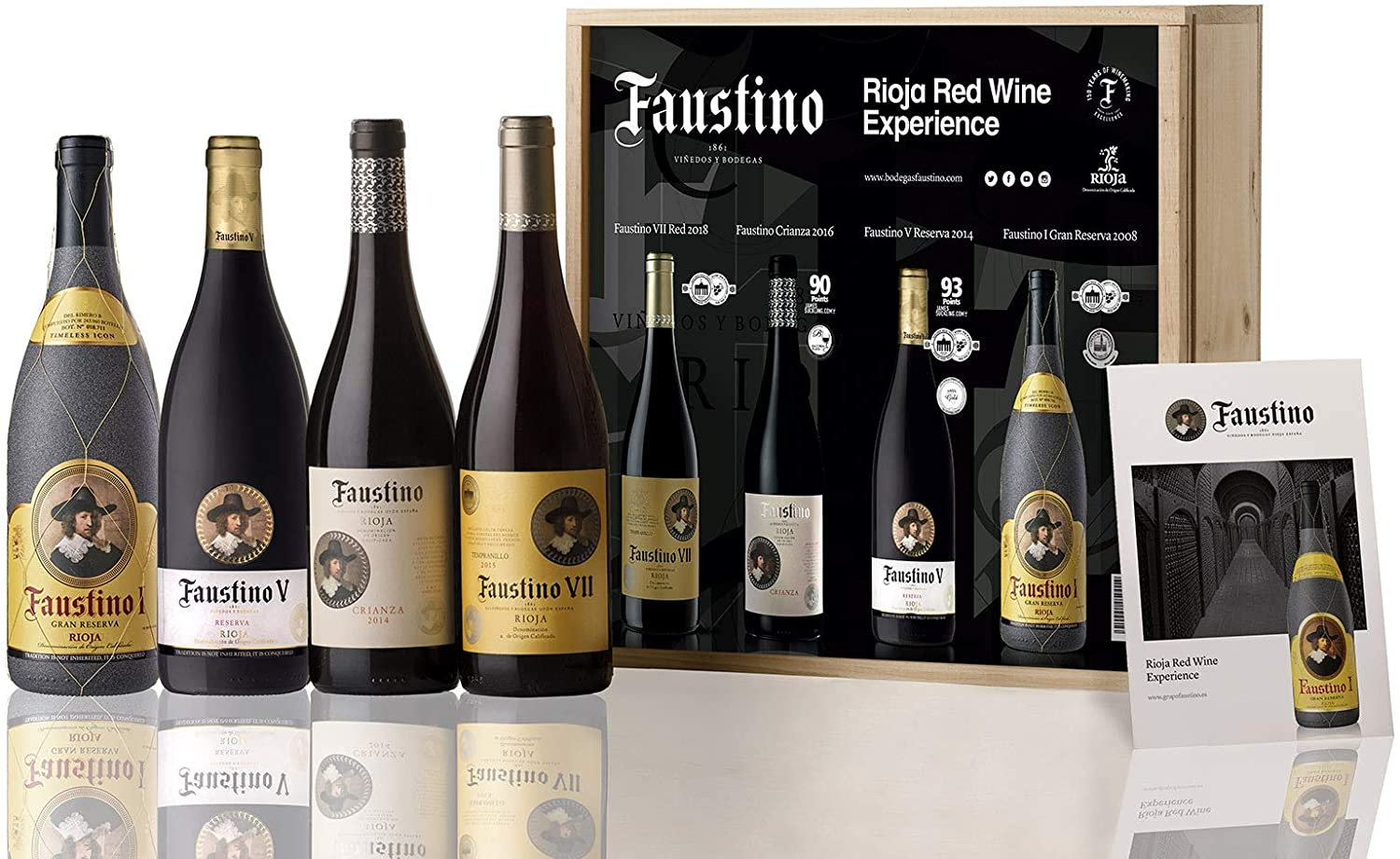 Faustino Red Wine Experience