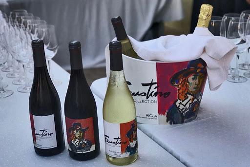Vinos y botellas