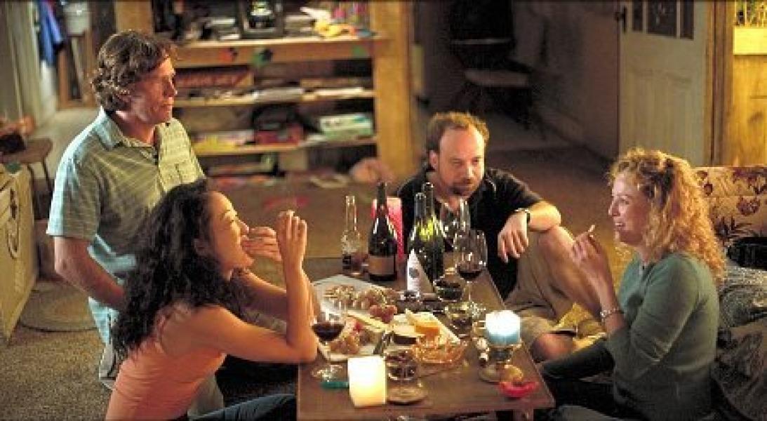 Cuatro pelis que hay que ver con una copa de vino