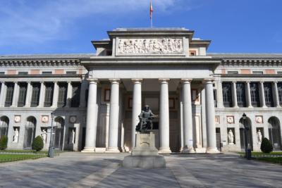 El vino en los museos, Museo del Prado