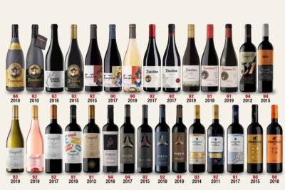 James Suckling y los vinos Grupo Faustino