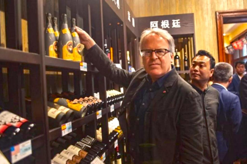 James Suckling y los vinos Faustino