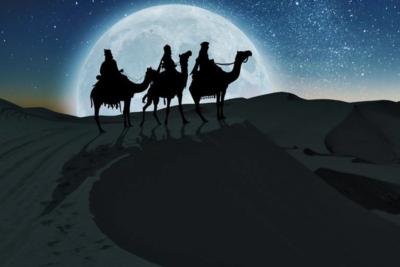 Tres platos para tres Reyes Magos