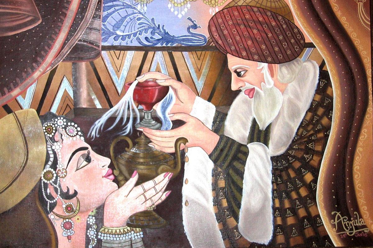 Omar Jayyam, el gran poeta del vino