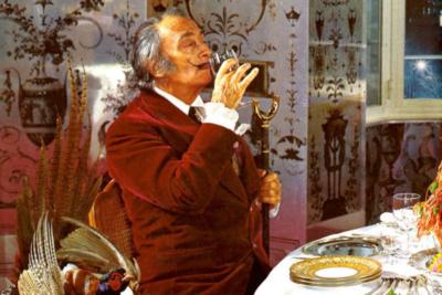 Los surrealistas y el vino