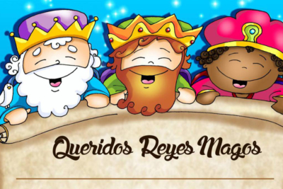 Regalos Reyes Magos, cartas de último momento