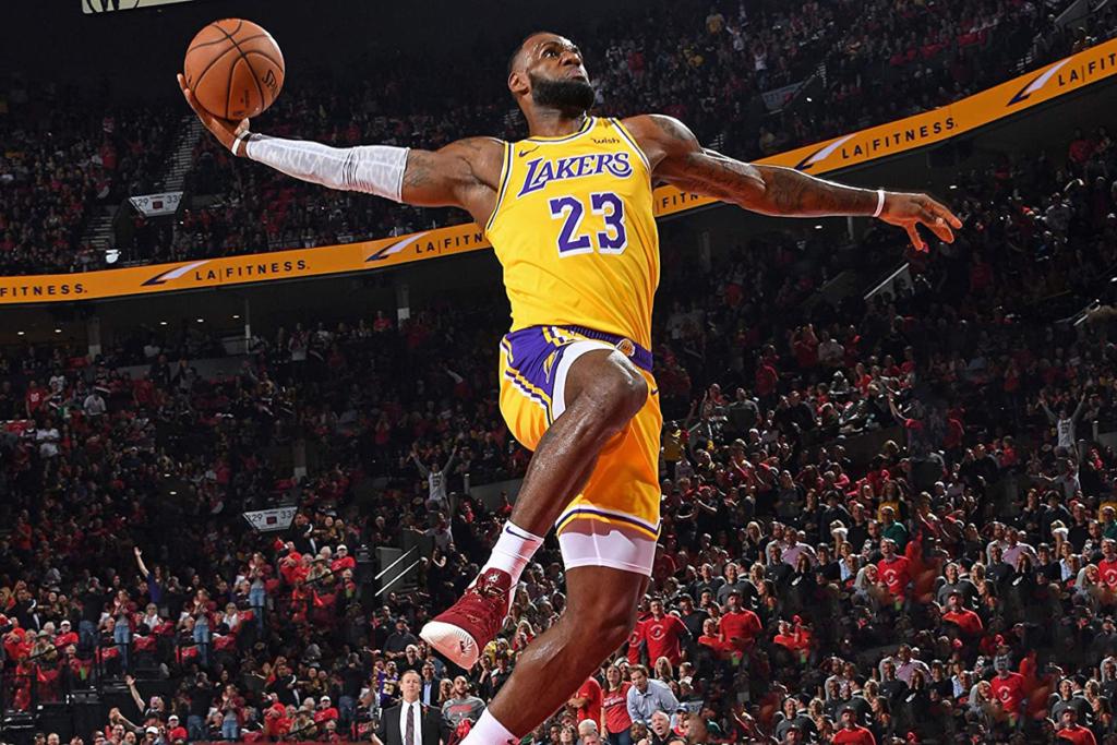 NBA y vino, LeBron James