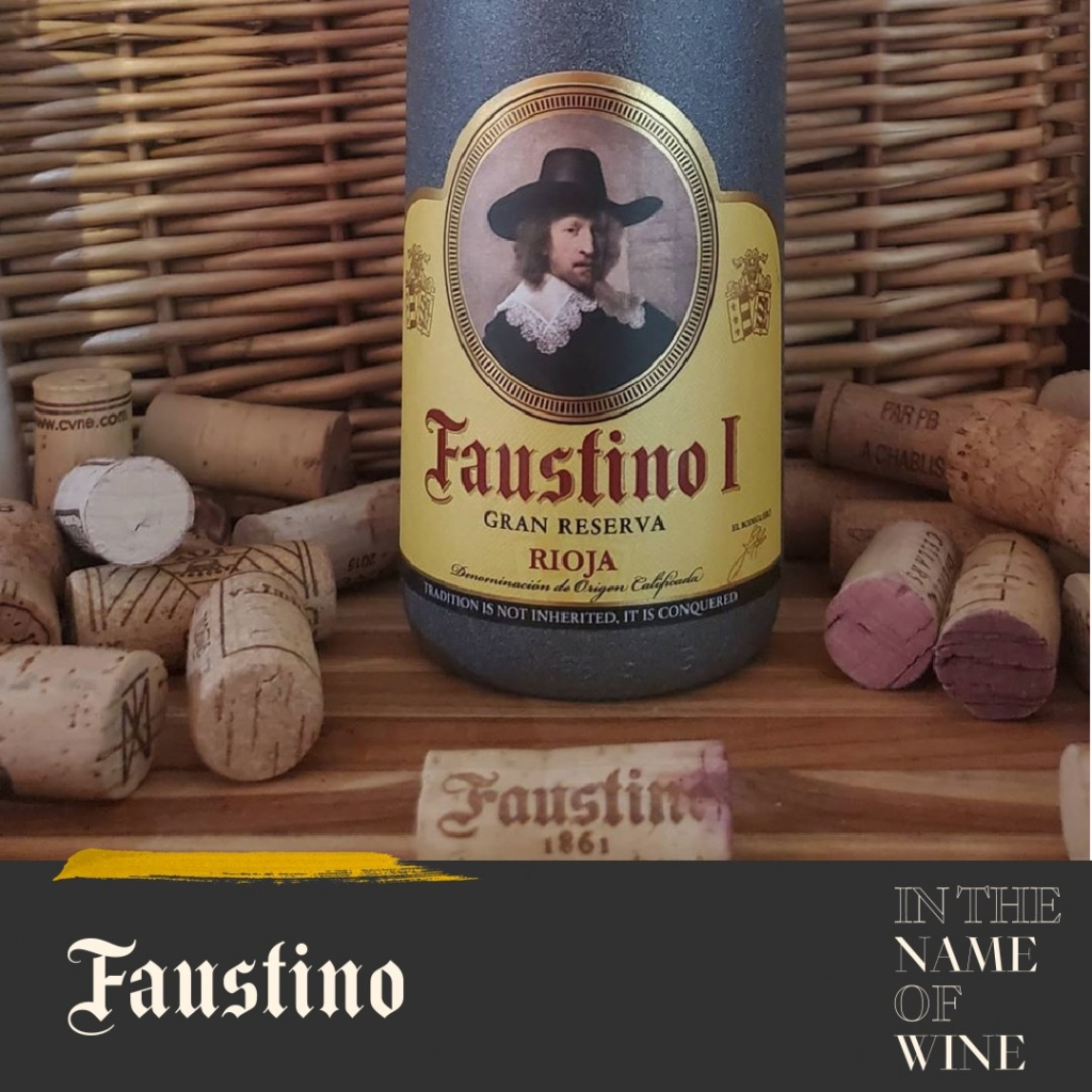 Faustino I, la botella