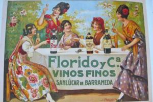 el arte de los carteles y el vino