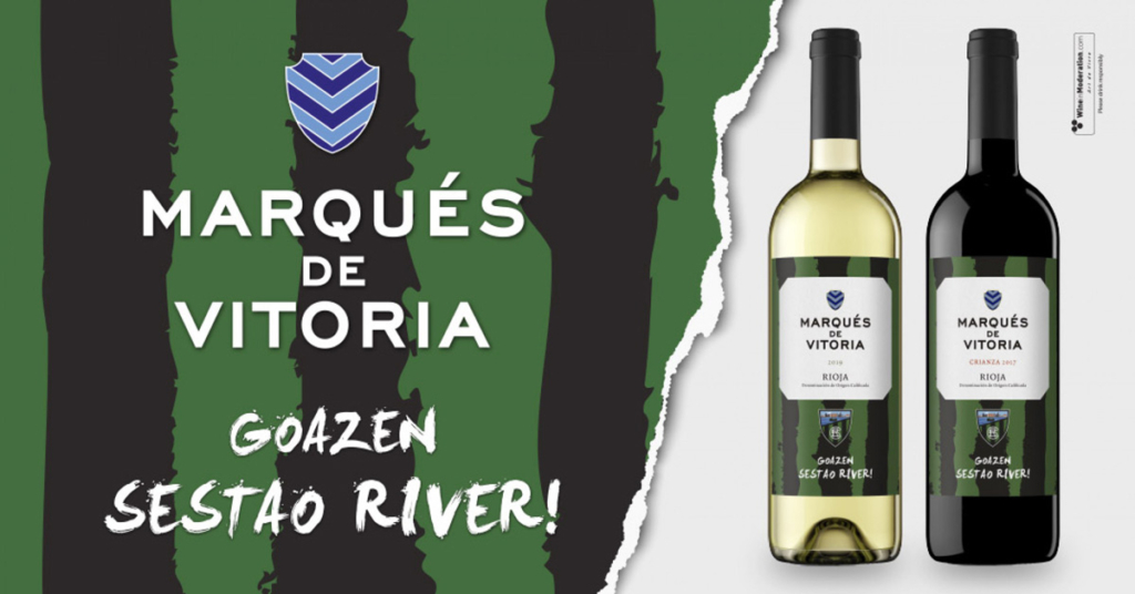 Marqués de Vitoria y el Sestao River Club