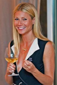 Actrices se dan al vino, Gwyneth Paltrow