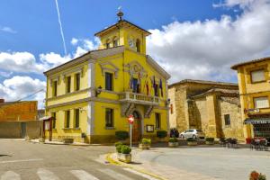 El Rombo mágico de Portia, Villanueva de Gumiel