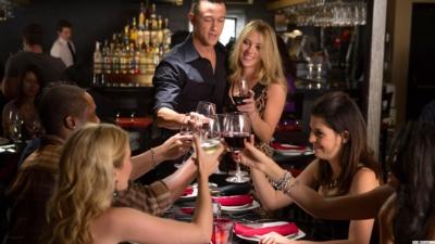 Actrices que se dan al vino
