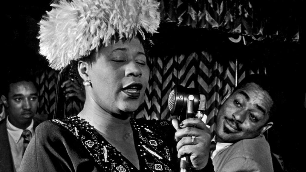 Celebra el día del Jazz con buen vino, Ella Fitzgerald