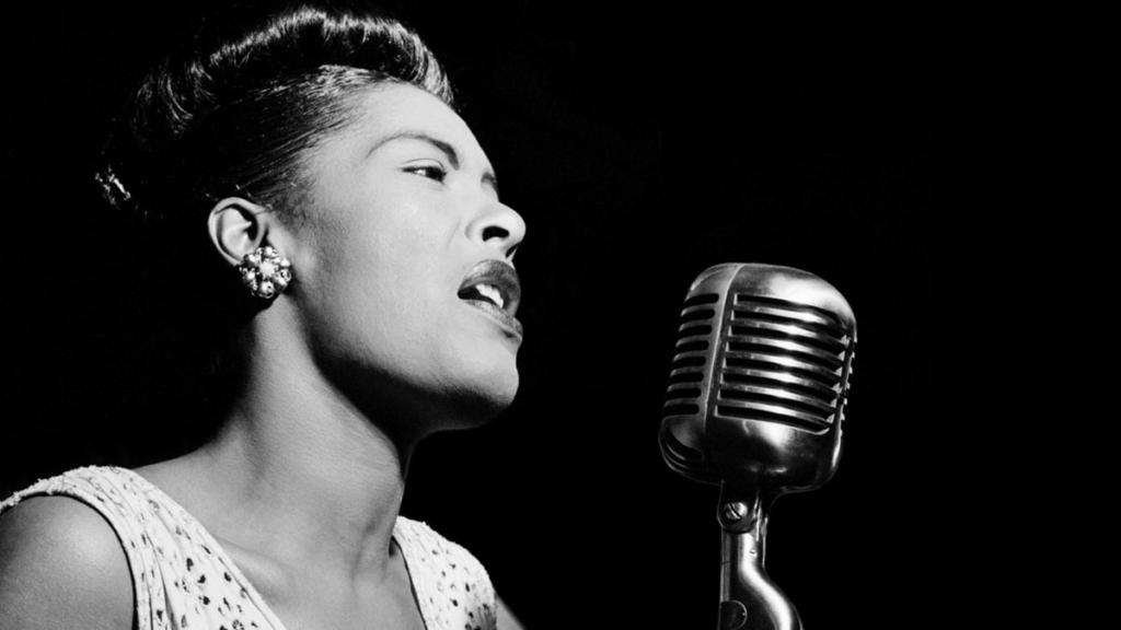 Celebra el día del Jazz con buen vino, Billie Holiday