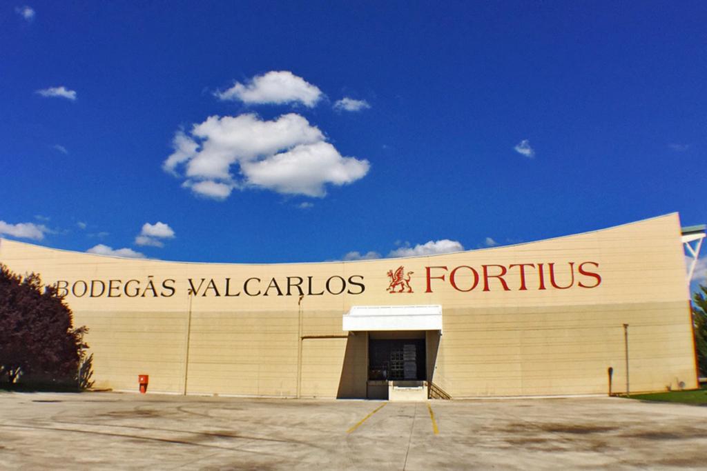 Aprende a conducir y disfruta con el vino, Bodegas Marqués de Valcarlos