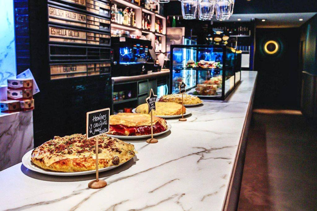 Bilbao, Siete bares para siete días