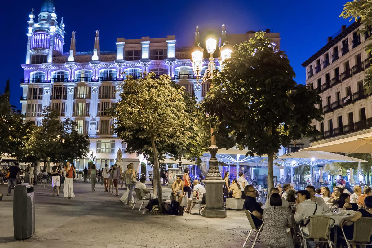 Madrid es ocio y vinos