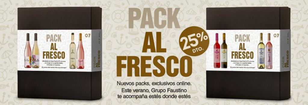 Grupo Faustino, Pack Al Fresco