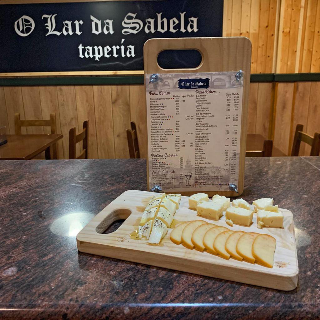 De bares `por Orense, O Lar da Sabela