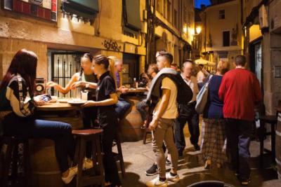 De bares `por Orense