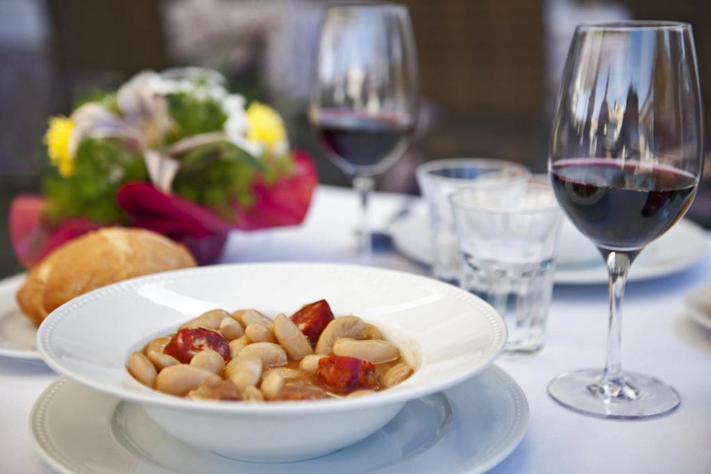 Comer en Segovia, Restaurante Casares