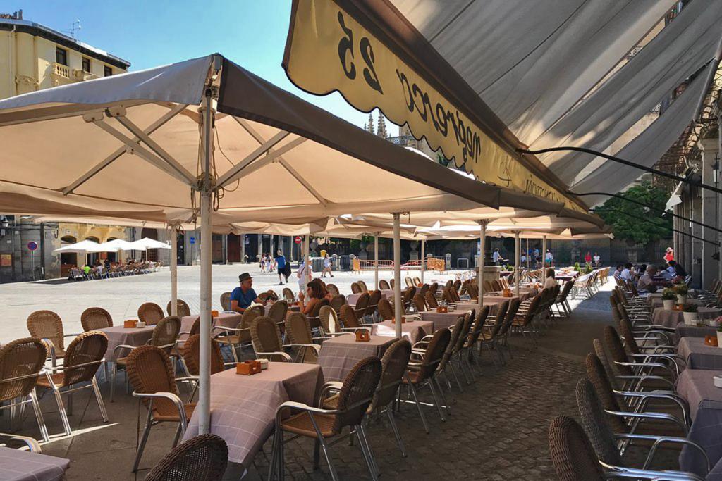 Comer en Segovia, Restaurante La Concepción