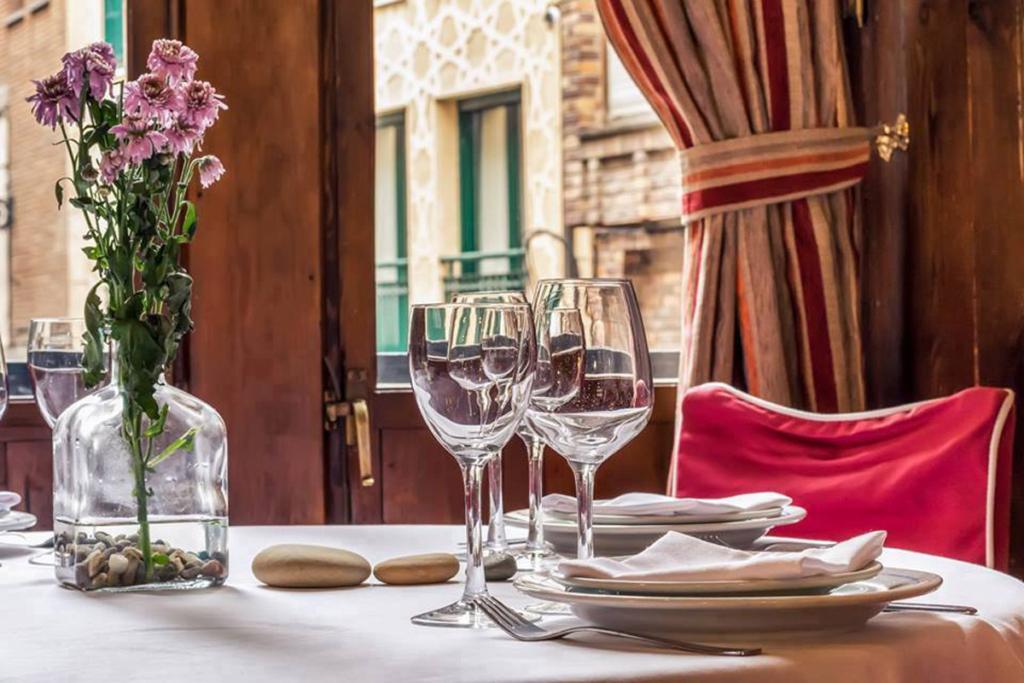 Comer en Segovia, Restaurante El Cordero